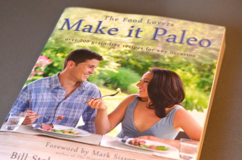 Our First Paleo Book: Make it Paleo