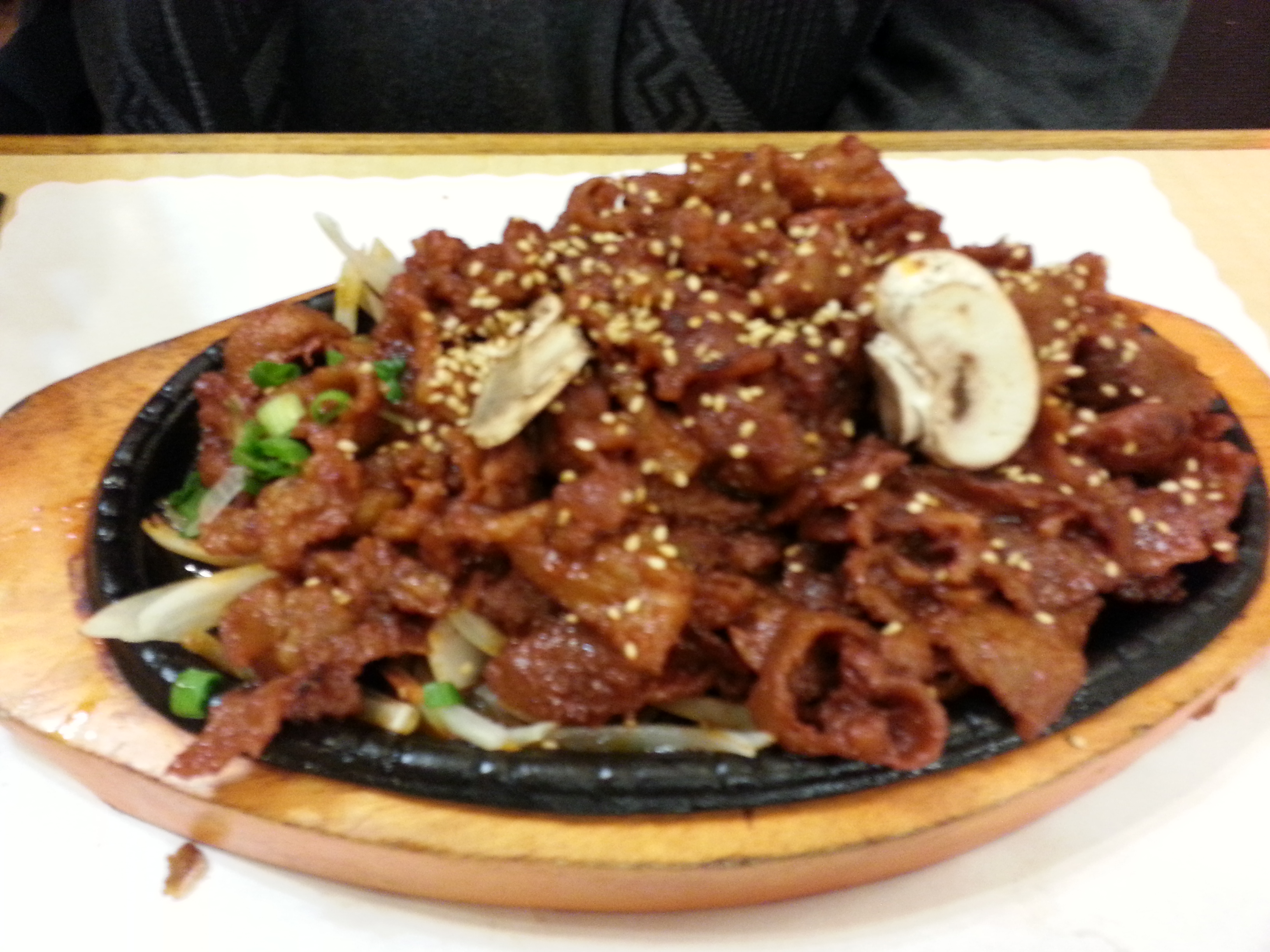korean pork bulgogi spicy squid pork bulgogi daeji bulgogi korean ...