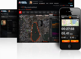Must Have Fitness Tracking App – Sports Tracker