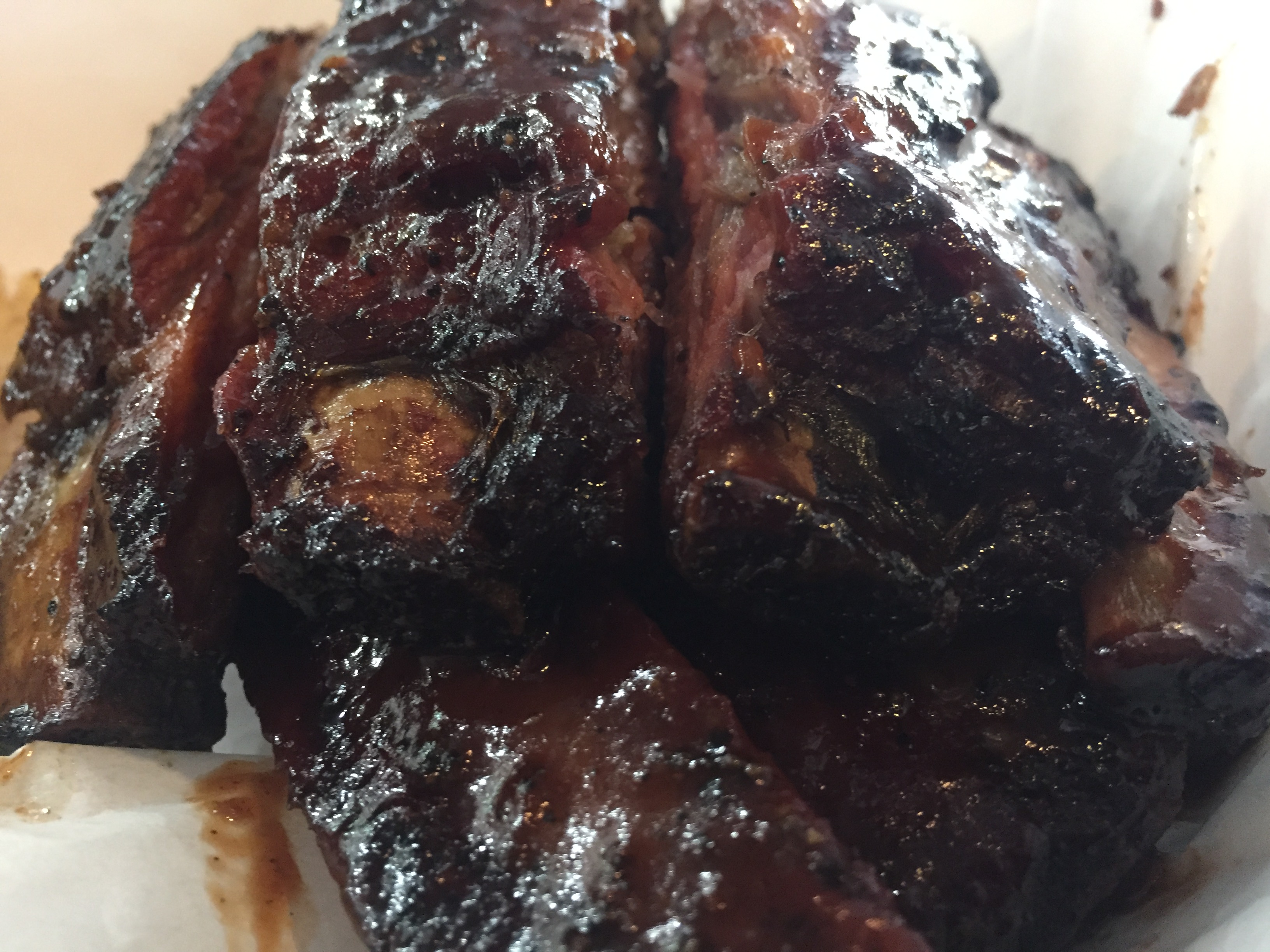 Memphis Fall-Off-The-Bone Oven Ribs